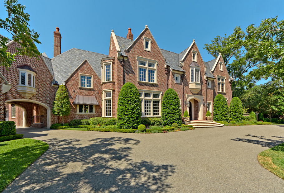 english style mansion - photo #3