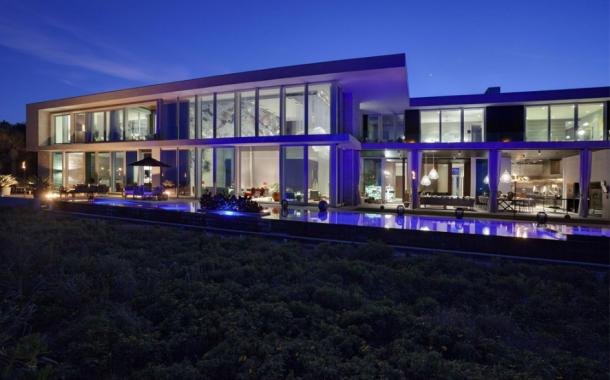 $35 Million Newly Built Modern Oceanfront Estate In Vero Beach, FL