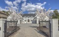 $3.5 Million Newly Built Traditional Mansion In Marietta, GA