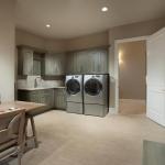 Laundry & Computer Room