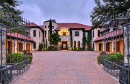 22,000 Square Foot Spanish Style Mansion In Austin, TX