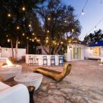 Backyard w/ Bar