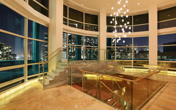 The Ultimate Chicago Penthouse Offered At $12.95 Million