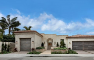 $13.999 Million Newly Built Contemporary Mediterranean Mansion In Corona Del Mar, CA