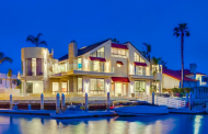$12.8 Million Contemporary Waterfront Mansion In Coronado, CA