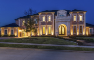 $3.849 Million Brick Mansion In Allen, TX