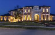 $3.849 Million Brick Mansion In Allen, TX