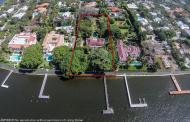 $36 Million Historic Lakefront Mansion In Palm Beach, FL
