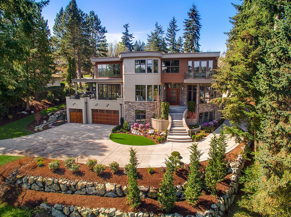 6 399 Million Newly Built Contemporary Home In Medina Wa