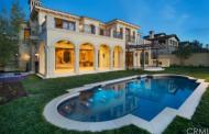 $13.5 Million Newly Built Italian Inspired Mansion In Newport Coast, CA