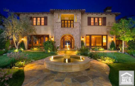 Tuscan Waterfront Estate In Newport Beach, CA – $100,000/Month