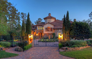 $2.5 Million Mediterranean Home In The Woodlands, TX