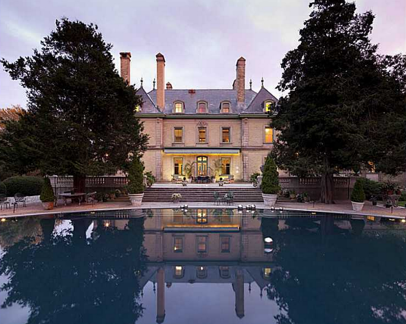 The Orchard An 11 Million Historic Estate In Newport