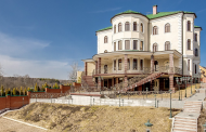 $20 Million Lavish 16,000 Square Foot Mansion In Russia