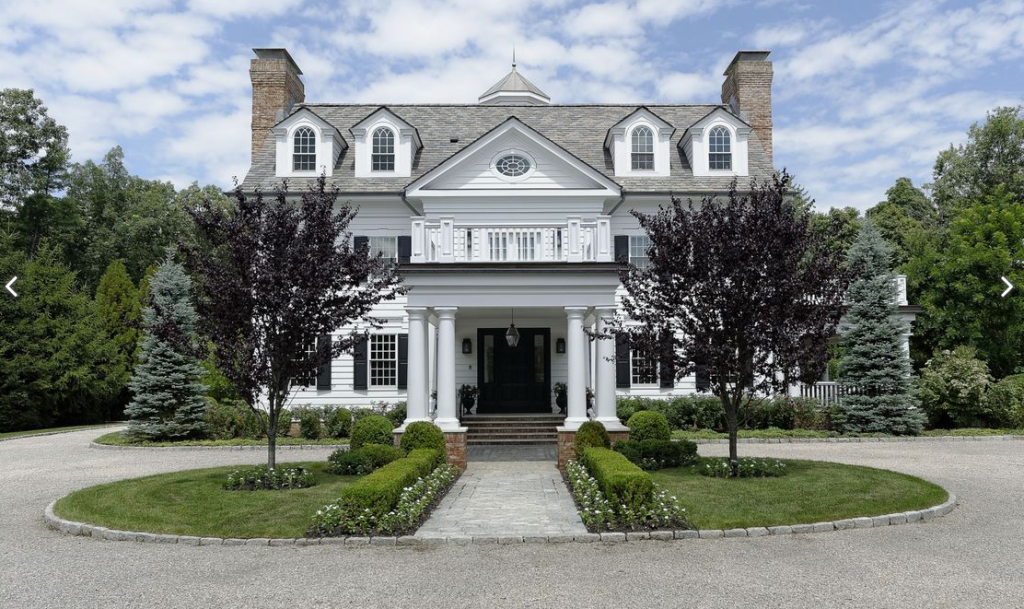 21 500 Square Foot Georgian Colonial Mansion In Greenwich