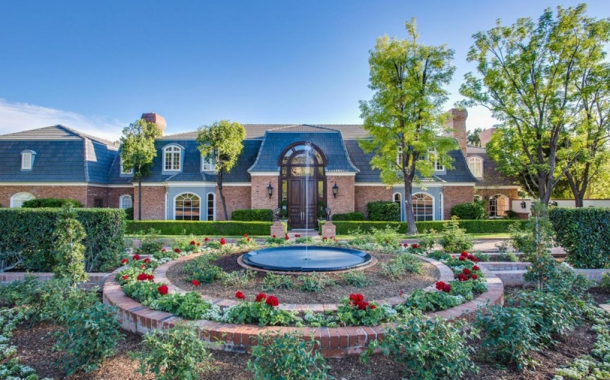 $5.7 Million French Inspired Mansion In Paradise Valley, AZ