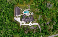 $5.95 Million 18,000 Square Foot Estate In Fresno, TX