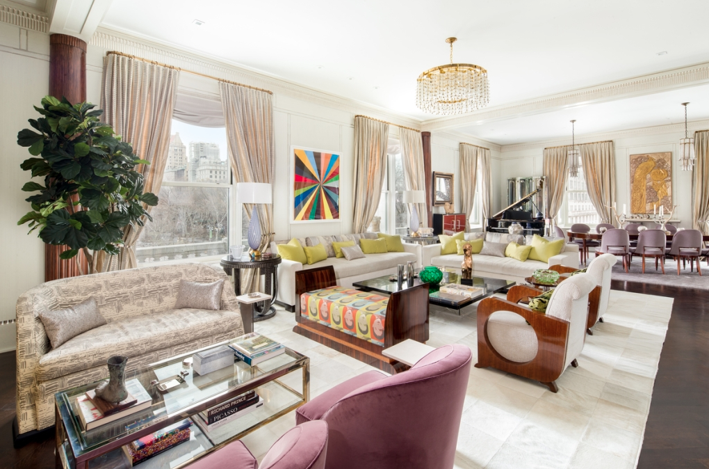 $39.5 Million Apartment At The Plaza In New York, NY