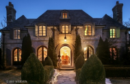 $3.9 Million French Inspired Stone Home In Western Springs, IL