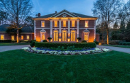 $5.75 Million 13,000 Square Foot Georgian Brick Mansion In Marietta, GA