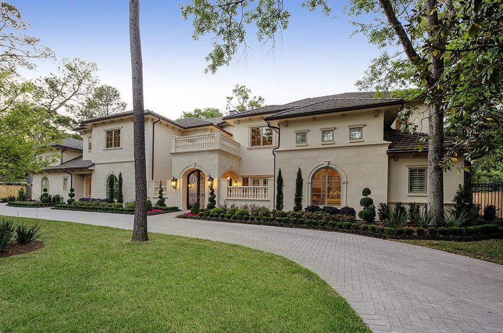 $4.75 Million Newly Built Stucco Mansion In Bunker Hill ...
