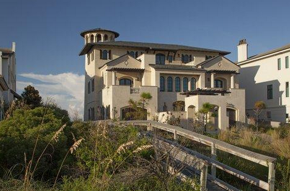 Million oceanfront home in santa rosa beach fl for House of blueprints santa rosa beach