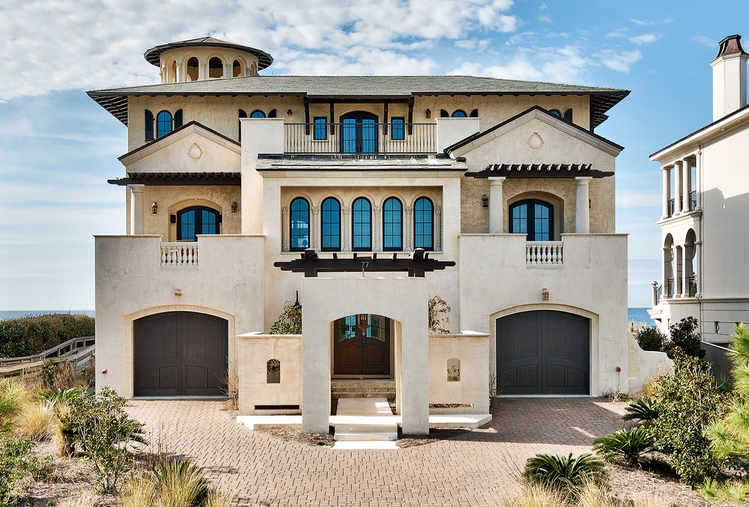 $8.95 Million Oceanfront Home In Santa Rosa Beach, FL