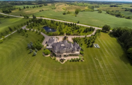 $17.988 Million 101 Acre Equestrian Estate In Ontario, Canada