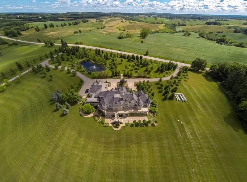 $17.988 Million 101 Acre Equestrian Estate In Ontario, Canada