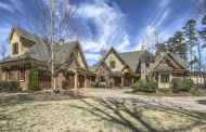 $5.75 Million Lakefront Mansion In Greensboro, GA
