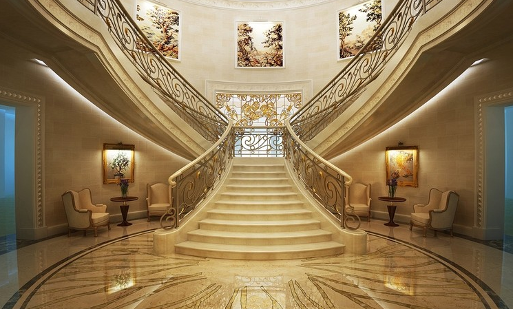 $13 Million 23,000 Square Foot Mansion In Russia
