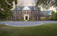 $7.249 Million Brick Georgian Mansion In Dallas, TX