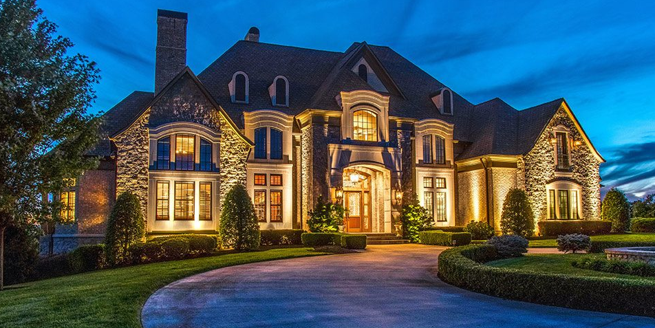 Stone Crest Manor A 14 000 Square Foot Mansion In