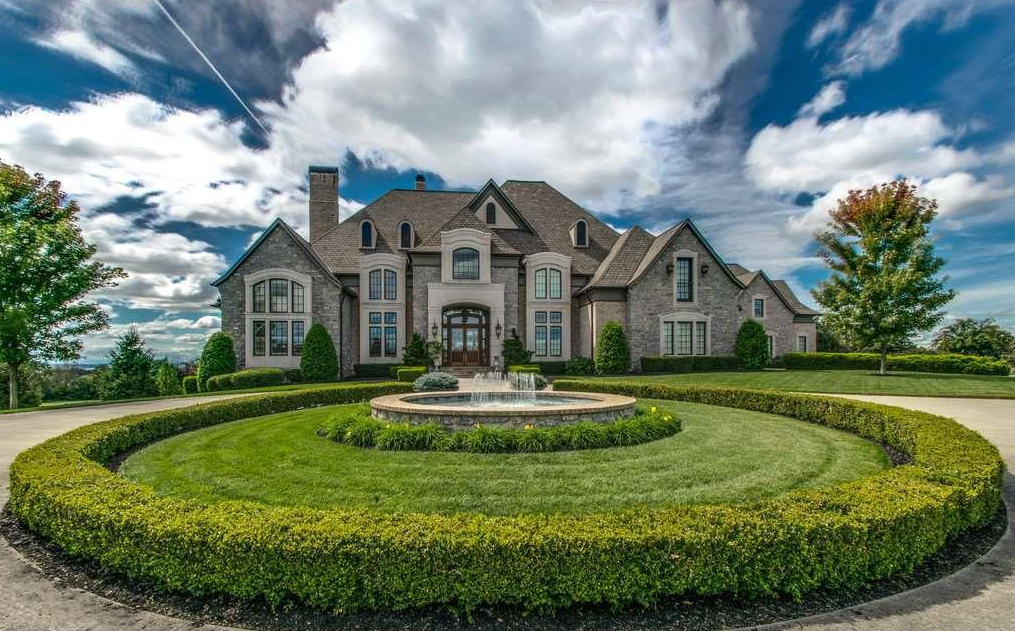 Morristown (TN) United States  city photos : Stone Crest Manor – A 14,000 Square Foot Mansion In Morristown, TN ...