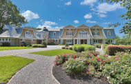 $5.95 Million Waterfront Shingle Mansion In Rumson, NJ