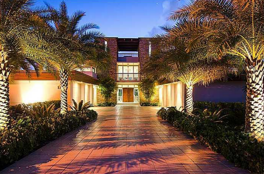 $8 Million Newly Built Contemporary Waterfront Mansion In Fort Lauderdale, FL