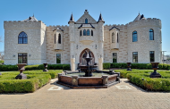 $4.2 Million 12,000 Square Foot Castle-Like Mansion In Oak Brook, IL