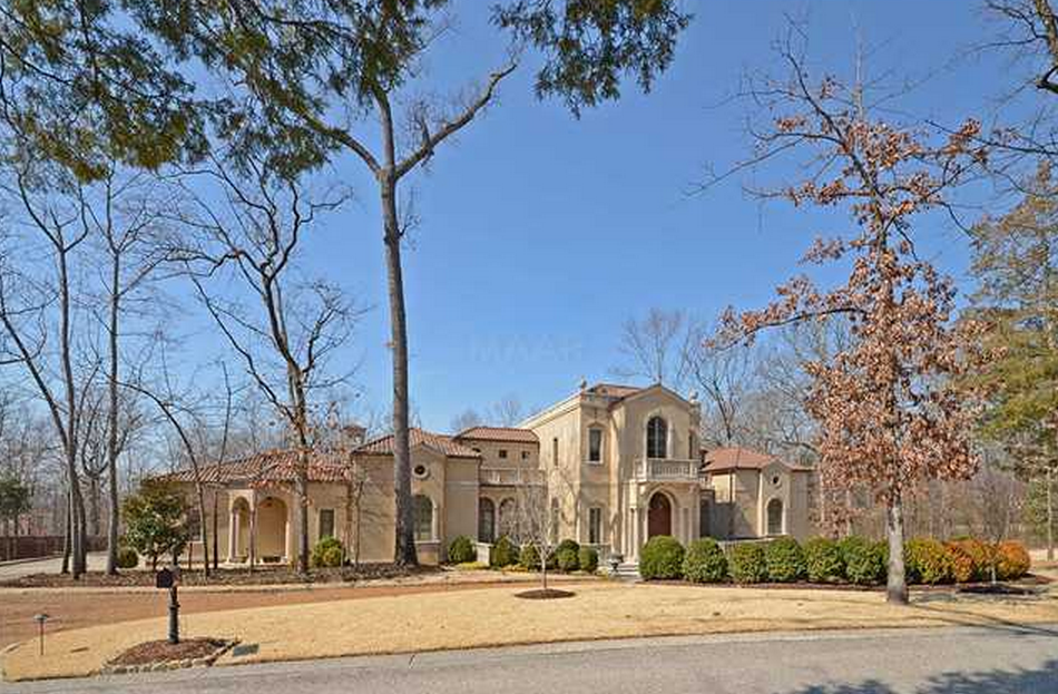 Cars For Sale Memphis Tn >> $2.9 Million Italianate Style Mansion In Memphis, TN | Homes of the Rich – The #1 Real Estate Blog