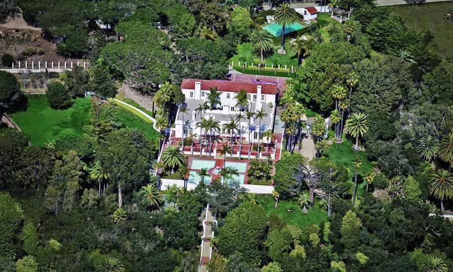 El Fureidis - A $17.9 Million Estate In Santa Barbara, CA