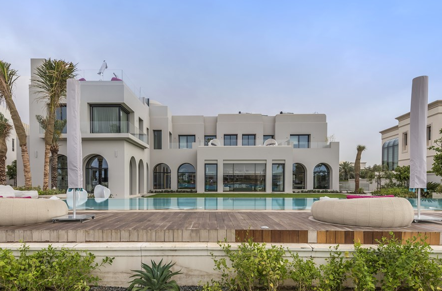 48 Million 30 000 Square Foot Mega Mansion In Dubai