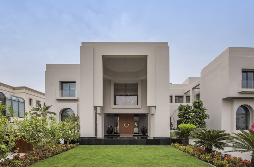 48 Million 30 000 Square Foot Mega Mansion In Dubai