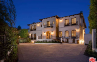 13,000 Square Foot Contemporary Mediterranean Mansion In Los Angeles, CA – $65,000/Month