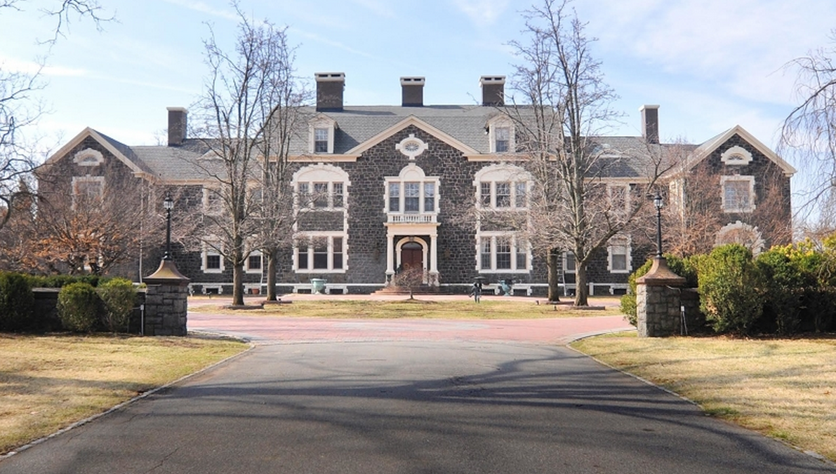 Historic 30 Room Mansion In Livingston Nj Homes Of The Rich