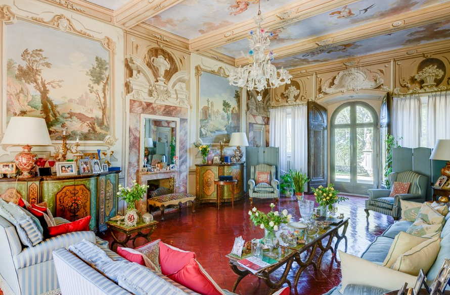 44 Acre Estate In Florence, Italy