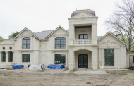 $6 Million 13,000 Square Foot Newly Built French Style Mansion In Dallas, TX