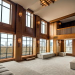 2-story Entertainment Room