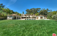 $18.5 Million Newly Built Estate In Pacific Palisades, CA