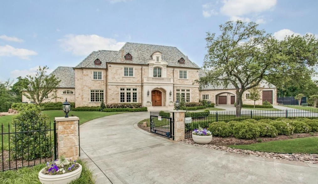 13 000 square foot inspired mansion in plano