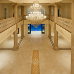 2-story Gallery Hall