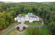 $11.999 Million Colonial Mansion In Saddle River, NJ